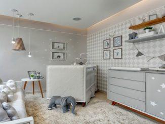 Acerte todos os detalhes necessários no quarto do bebê