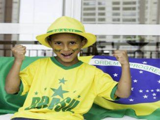 Copa do Mundo: da bandeira do Brasil para a sua casa