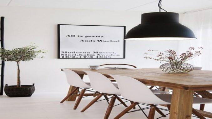 O estilo minimalista da decoração nórdica
