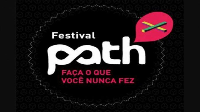 O grande e criativo Festival Path!