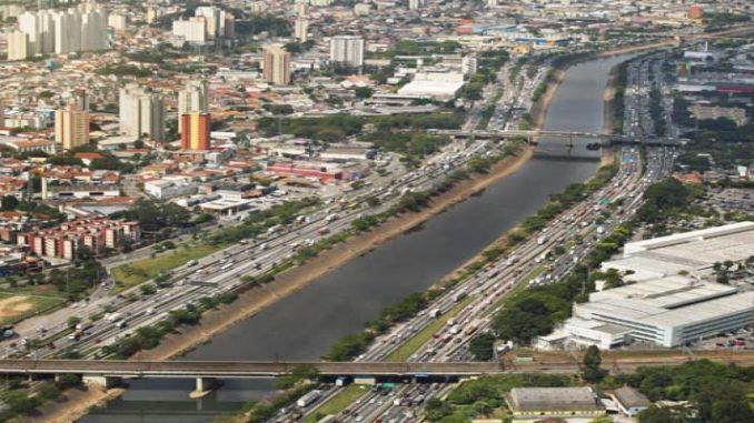 Rio Tietê   a favor ou contra a despoluição do rio ?