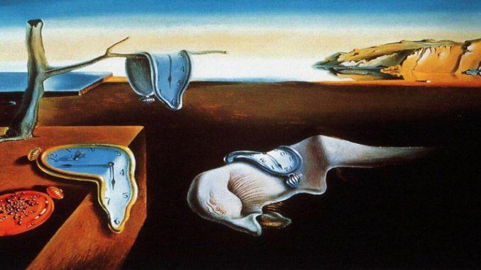 Salvador Dalí e o sonho, o mistério, a ilusão e o surrealismo