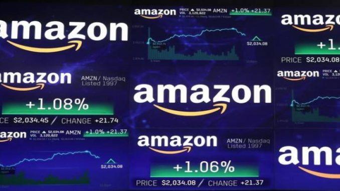Amazon considera abrir mais de 3 mil lojas sem caixas até 2021