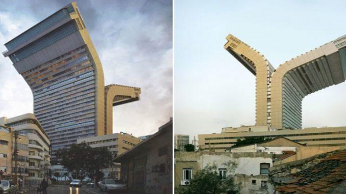 Artista fotográfico espanhol mostra a arquitetura por novos ângulos