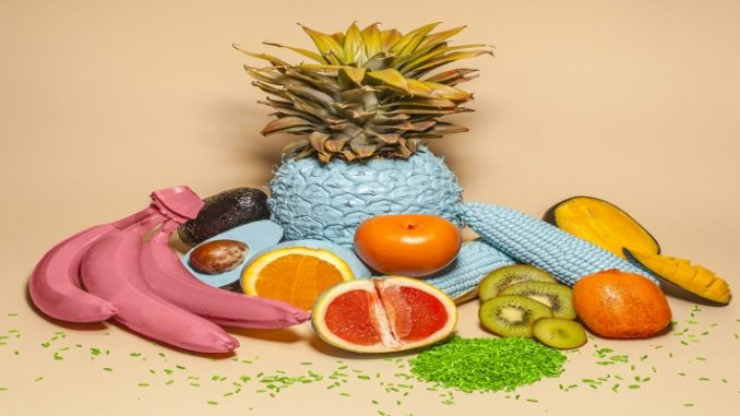 As cores, formas e texturas da food art