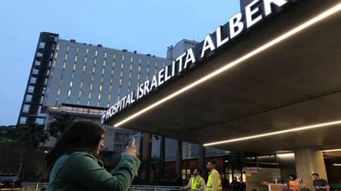 Bolsonaro segue estável em unidade semi intensiva, diz hospital