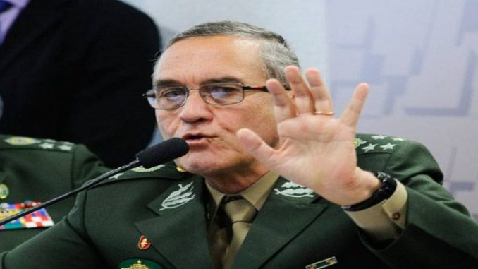 General Eduardo Villas Boas fala sobre eleições e PT reage