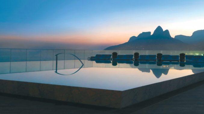 As 10 piscinas de hotéis mais incríveis do mundo