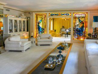 Decoração de mansões usa material exclusivo e de alto custo