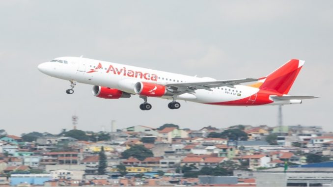 Iata tira de sistema de venda passagens da Avianca Brasil