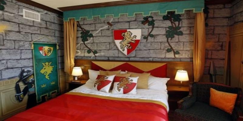 legoland blog da arquitetura hotel de lego