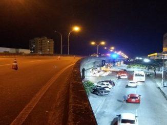 PM morre após cair de ponte durante perseguição em Campos, no RJ
