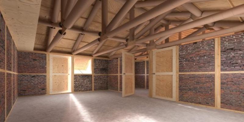 Shigeru Ban Nepal blog da arquitetura