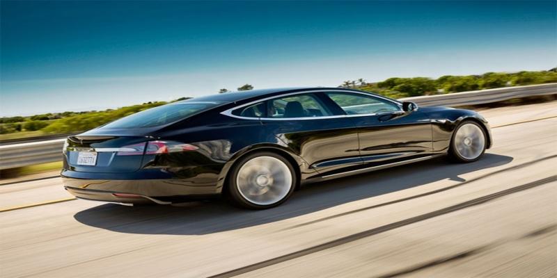 Tesla Model S — Foto: Divulgação