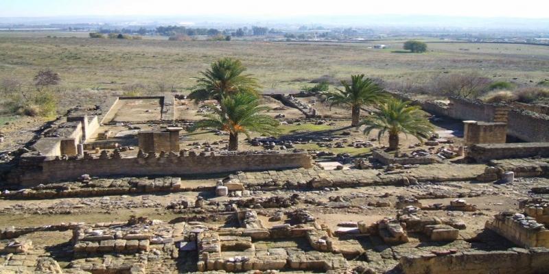 A cidade ficou em esquecimento durante mil anos — Foto: Wikimedia