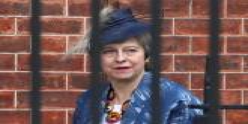 A primeira ministra do Reino Unido, Theresa May