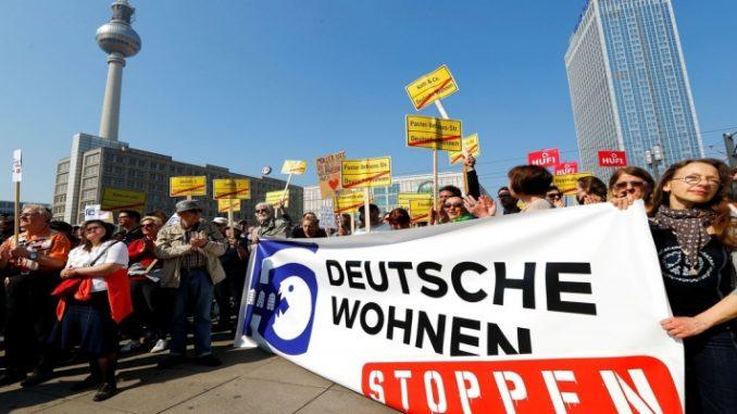 Berlim decide congelar aluguéis por cinco anos