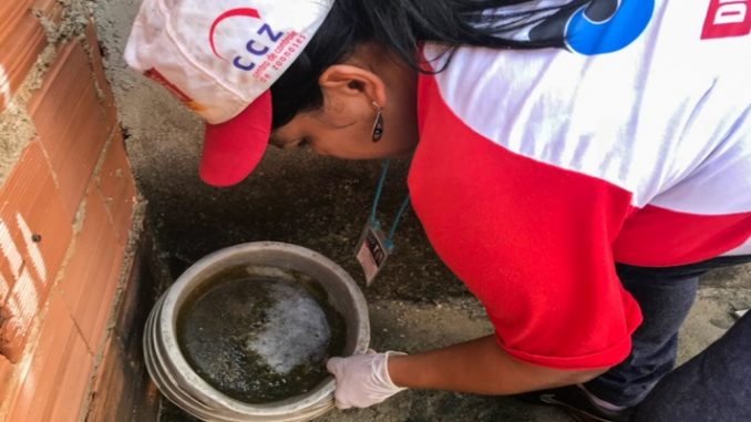 Campos, RJ, tem o segundo maior índice de infestação de Aedes aegypti no estado