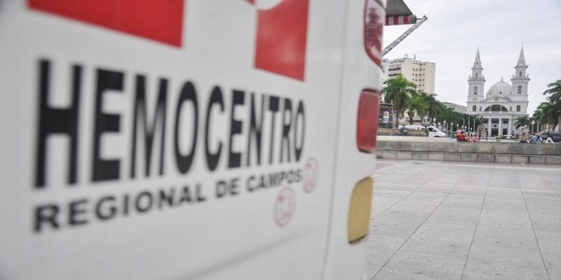 Coleta vai começar pela Praça do Santíssimo Salvador, no Centro da cidade, das 8h às 15h, nesta segunda feira (10) — Foto: Divulgação/Prefeitura de Campos