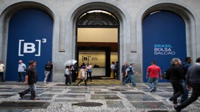 Com Vale e bancos, Ibovespa fecha no maior nível em 3 meses