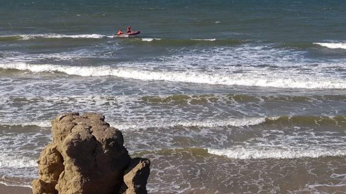 Corpo de pescador que desapareceu em São Francisco de Itabapoana, RJ, é encontrado no litoral do ES