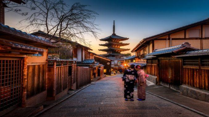 Em alta, cidade japonesa cria guia de etiqueta para turistas