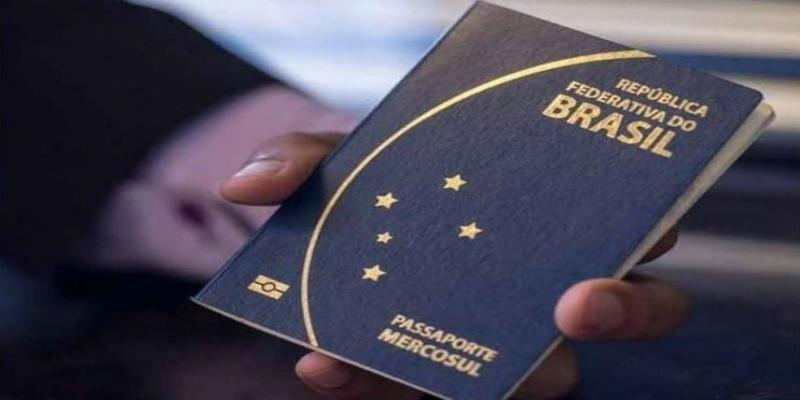 Emissão de passaportes aumentou em Campinas  — Foto: Agência Brasil