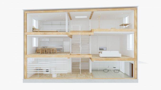 Empresa Muji procura voluntários para morar em casa pré fabricada