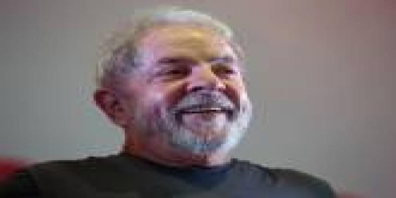 Ex presidente Luiz Inácio Lula da Silva