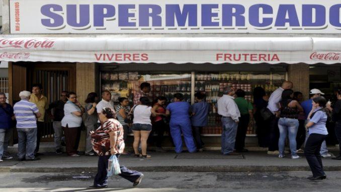 Inflação na Venezuela atingiu 815.194% em 12 meses no mês de maio