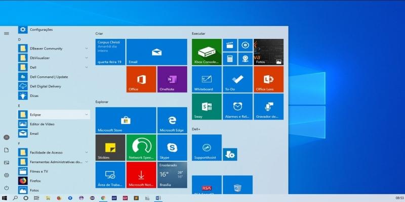 Nova atualização do Windows pode ser configurada para resolver falhas automaticamente — Foto: Reprodução/G1