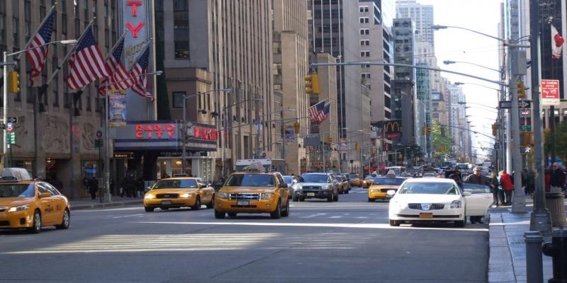 Nova York — Foto: Taniadimas/Creative Commons
