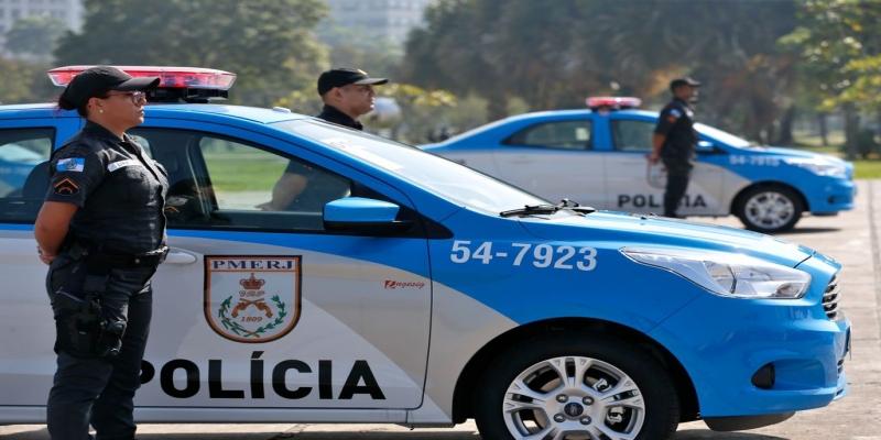 Polícia militar do Rio
