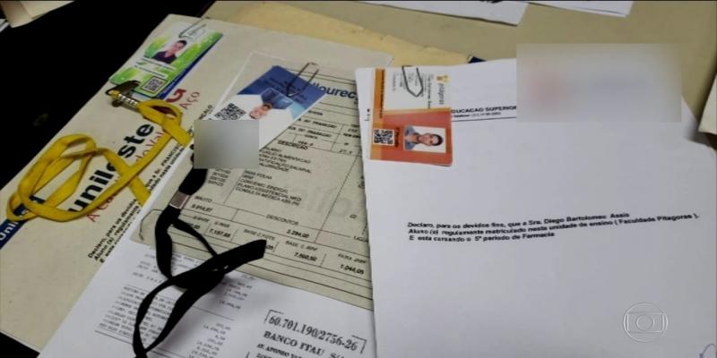 Polícia prende quatro suspeitos de falsificar documentos para tirar visto americano no Rio
