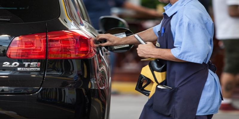 Preços dos combustíveis recuaram na semana passada, diz ANP — Foto: Marcelo Brandt/G1