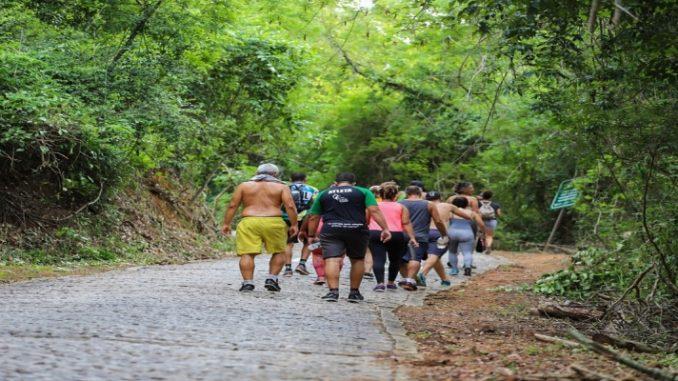 Projeto em Campos, RJ, promove caminhada e incentiva cuidados com a saúde neste domingo
