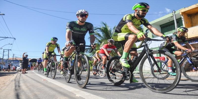 Prova terá um percurso de 76,3 km, com a largada na Praça do Fundão, em Campos, no RJ — Foto: Divulgação/Prefeitura de Campos