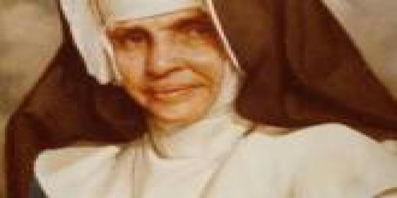 Retrato de Irmã Dulce