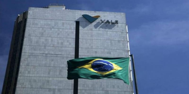 Sede da mineradora Vale no Rio de Janeiro