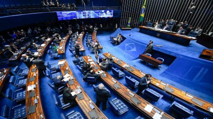 Senado aprova estender prazo para estados cumprirem metas do plano de renegociação de dívidas