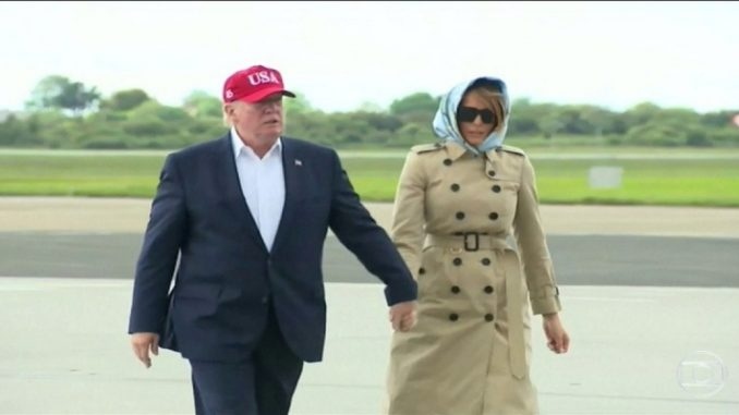 Trump diz que chegou a acordo migratório e suspende tarifas sobre o México