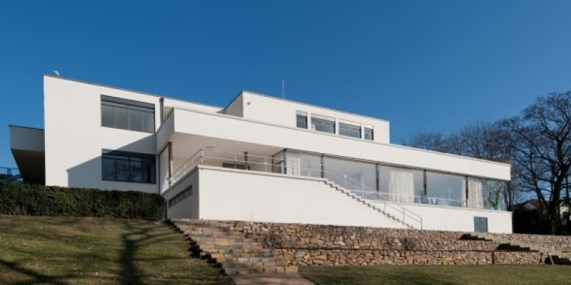 Tugendhat House (Foto: Metalos)