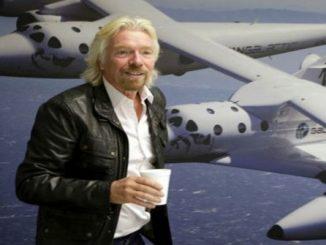 Virgin Galactic, do bilionário Richard Branson, anuncia fusão e plano de abrir capital na bolsa