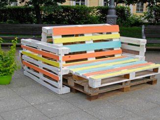 Enfeites de decoração para casa feitos com material sustentável